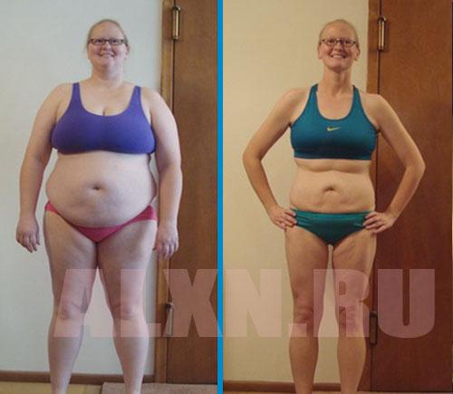 похудеть на 50 кг за месяц
